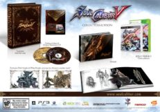 SoulCalibur V Collector's Edition is Overshadowed by Ezio