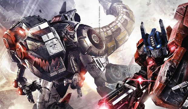 Transformers: War For Cybertron Sequel in the Works News  Activision