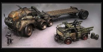 Unreleased Gears of War 3 Concept Art Hits the Web News  Gears of War 3