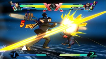 New Character Shots of Ultimate Marvel v Capcom 3 Screenshots  Ultimate Marvel vs. Capcom 3