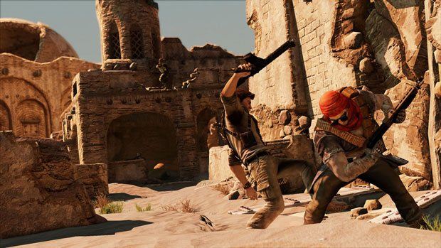 Naughty Dog: Studio Vision Reason for Uncharted 3 Quality News PlayStation  Uncharted 3
