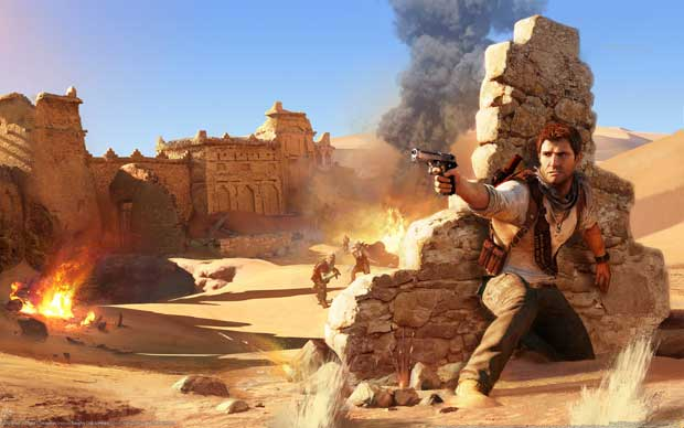 Uncharted 3 DLC Will be Better than Uncharted 2 Says Naughty Dog News PlayStation  Uncharted 3