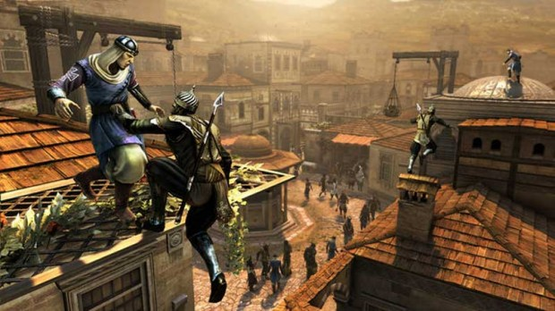 Secrets of Abstergo in Assassin's Creed: Revelations Videos  Assassin's Creed: Revelations