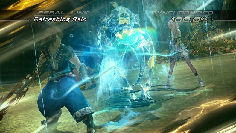 New Final Fantasy XIII-2 Screenshots