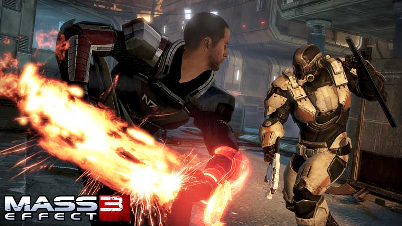 Bioware Wanted Multiplayer Since The Original Mass Effect