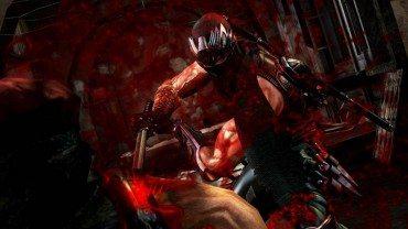 New Ninja Gaiden 3 Shots Are Still a Bloody Mess