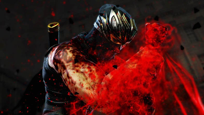 New Ninja Gaiden 3 Shots Are Still A Bloody Mess Attack Of The