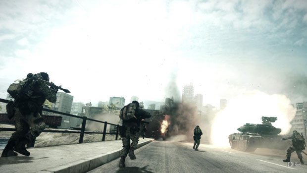 More Than A Map Pack?  Battlefield 3: Back to Karkand