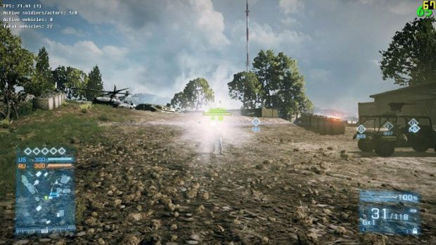 Upcoming Battlefield 3 Patch to Nerf Tactical Lights and More News PlayStation  Battlefield 3