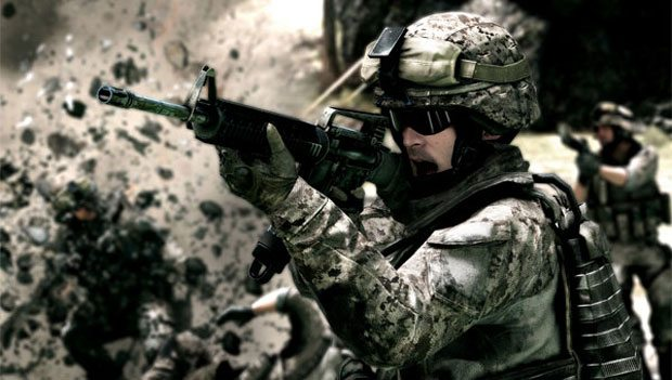 DICE has More Work in Store for Battlefield 3 Weapons News PlayStation  Battlefield 3