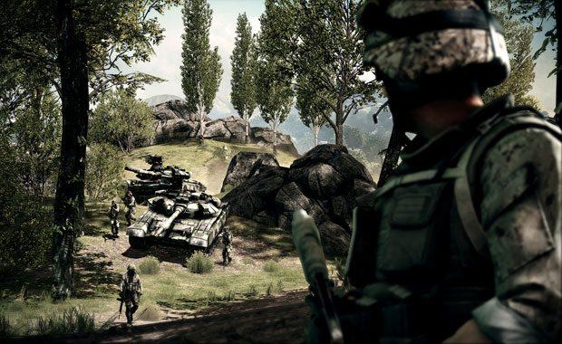 Battlefield 3 Overtakes Modern Warfare 2 in Latest Online Numbers