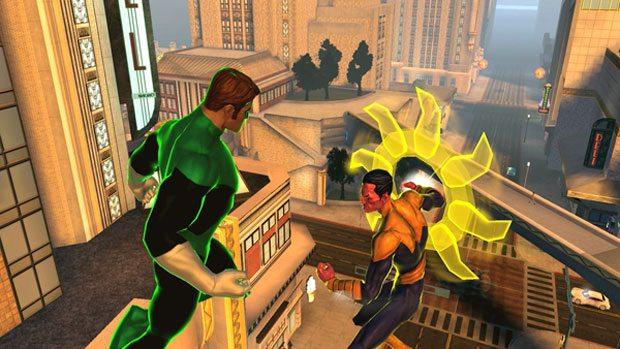 DC Universe Online Gameplay [ITA] 1 - YouTube