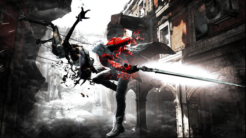 Controversy Aside, Devil May Cry is Looking Good