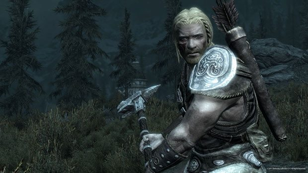 How Bethesda Brings Skyrim to Life News PlayStation Videos  Skyrim