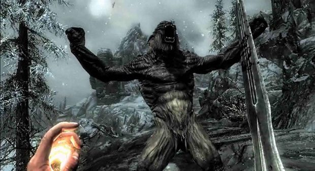 How to Become a Werewolf in Skyrim GameGuides News PlayStation  Skyrim