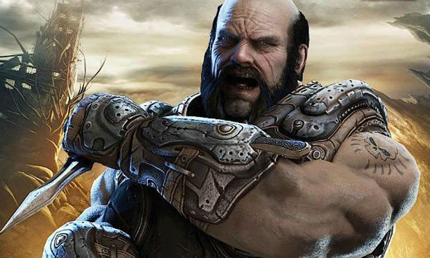 Epic Teaming With People Can Fly For Gears of War Prequel? News  Gears of War 3