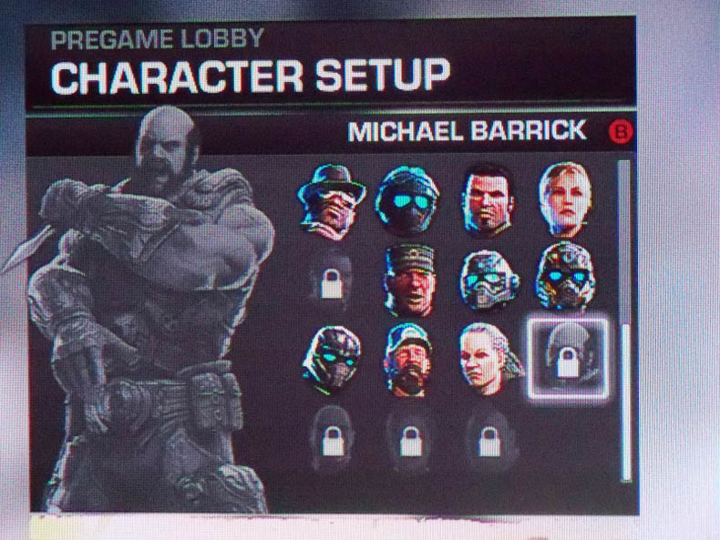 Upcoming Gears of War 3 DLC Character Images Found