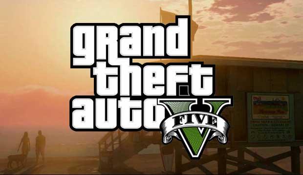 Grand Theft Auto V Reveal Trailer News PlayStation Videos  GTA V