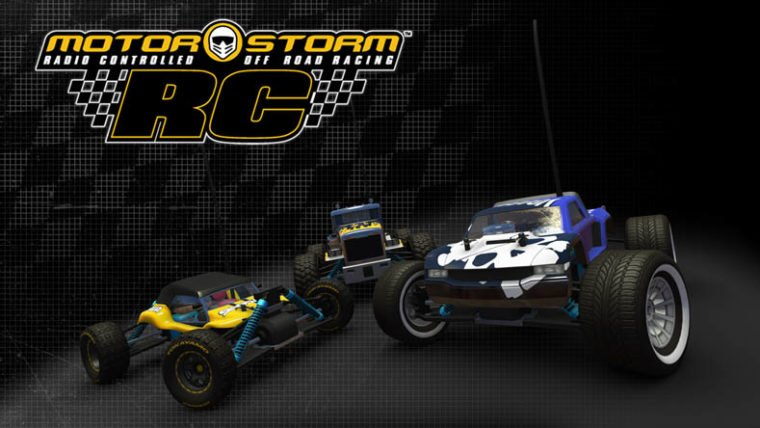Rc Cars Game Ps