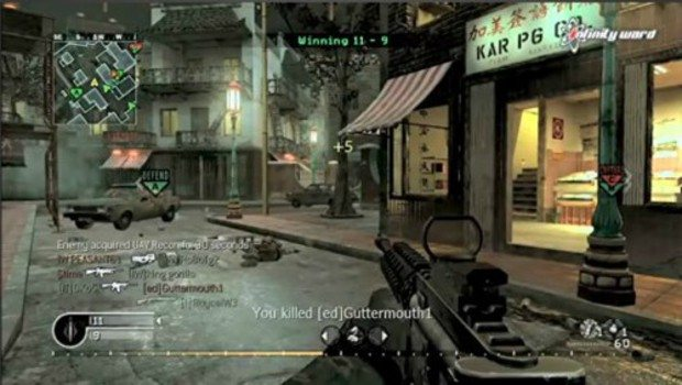 Call of Duty: Modern Warfare 3 Boasts New Gametypes That ...