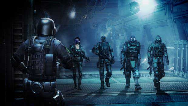 Resident Evil: Operation Raccoon City Beta Coming Early 2012 News PlayStation  Resident Evil
