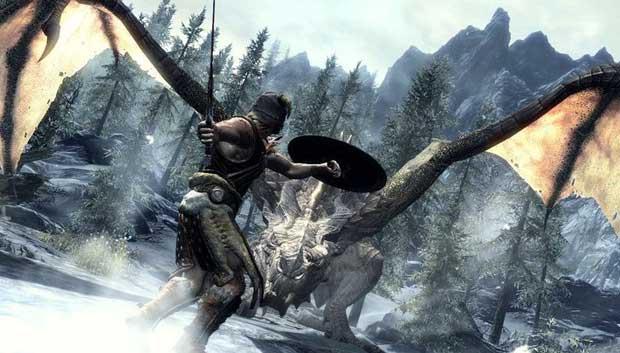 Elder Scrolls V: Skyrim Sees Greatest Franchise Engagement