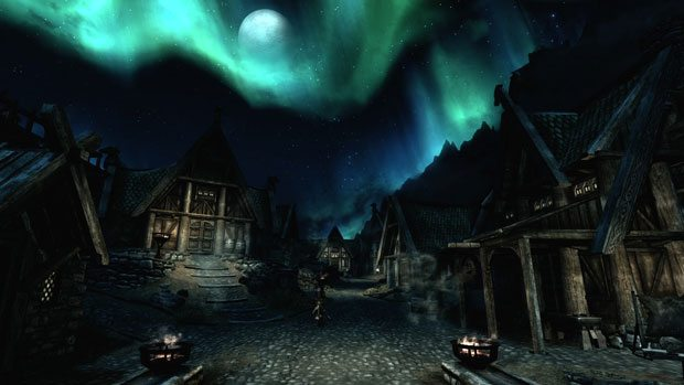 Elder Scrolls V: Skyrim Sells 3.4 Million in Opening Weekend News PlayStation  Skyrim