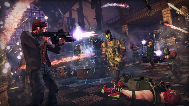 News PlayStation  Saints Row: The Third