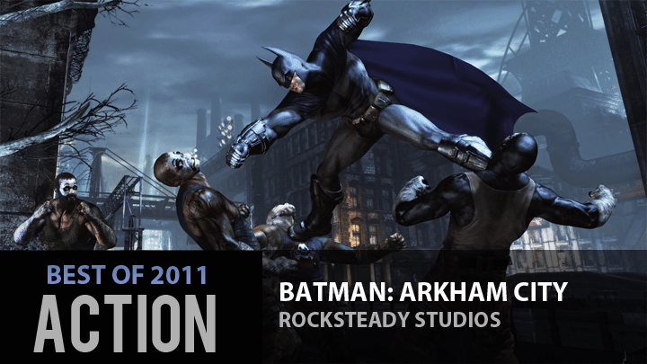 Best Action Game of 2011 News  GOTY