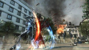 Metal Gear Rising to Lead on PlayStation 3