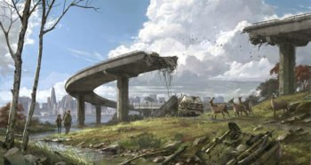 The Last of Us Concept Art PlayStation Screenshots  The Last of Us
