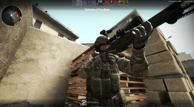 Counter Strike: Global Offensive Beta Gameplay Screenshots News Screenshots  Counter-Strike: Global Offensive
