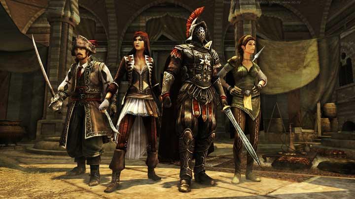 Assassin's Creed: Revelations Ancestor Pack Available Now News PlayStation  Assassin's Creed: Revelations