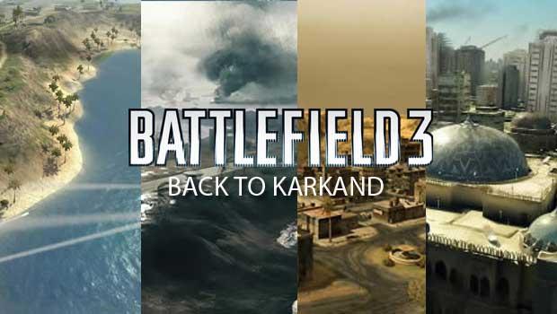 Battlefield 3 vs. Battlefield 2 : How Different is Karkand