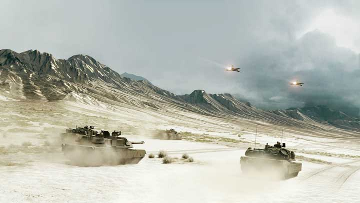 DICE Believes They Made the Right Decision in Leading with the PC for Battlefield 3 News PlayStation  Battlefield 3
