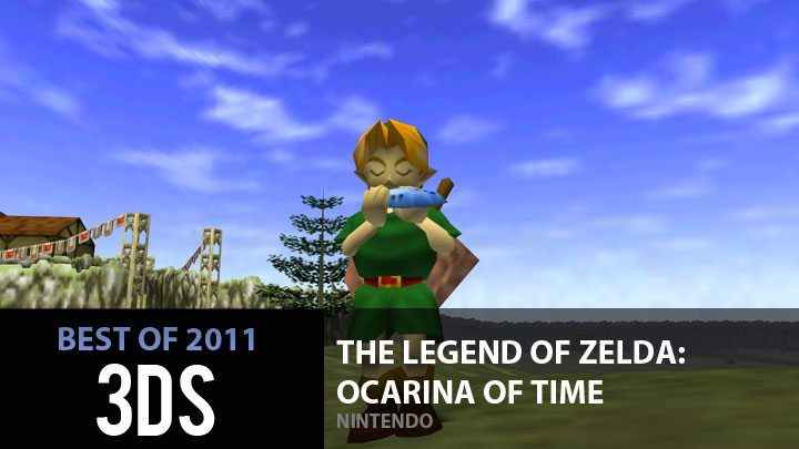 Best 3DS Game of 2011 News  GOTY
