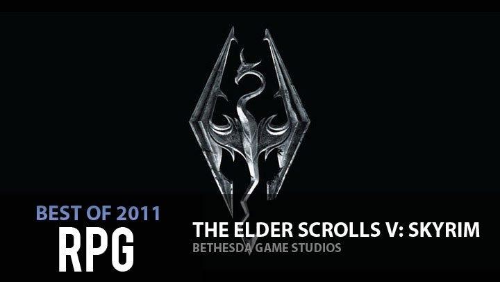 Best RPG of 2011 News  GOTY