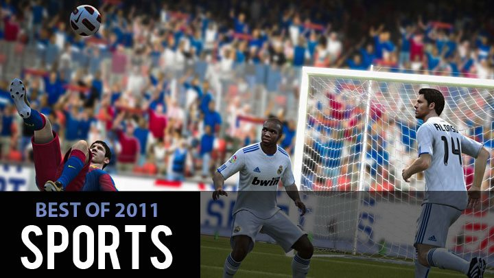 Best Sports Game of 2011