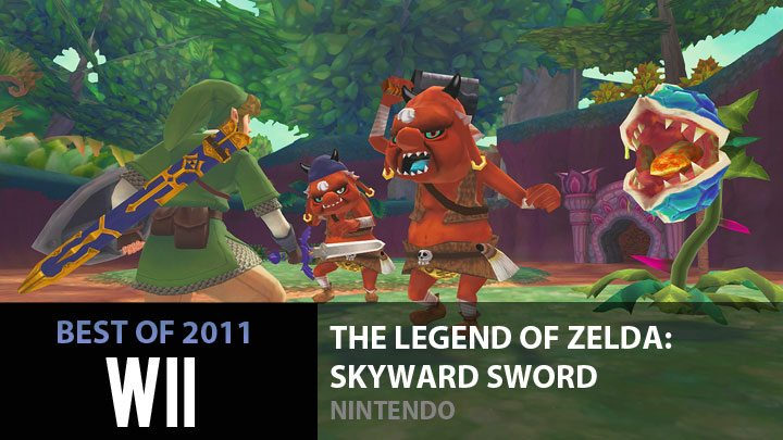 Best Wii Game of 2011