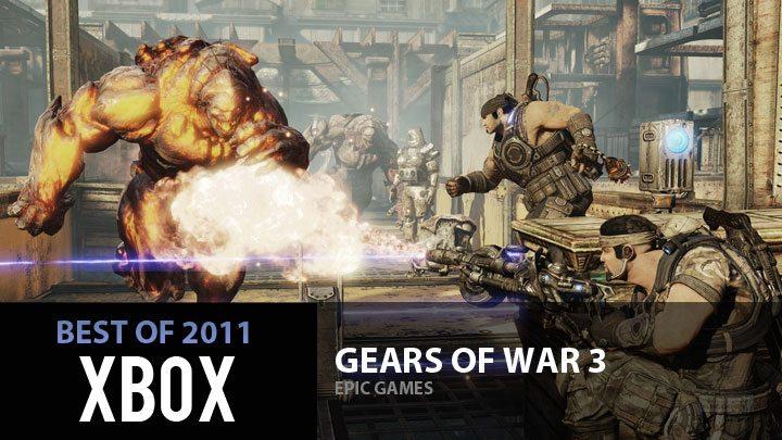 Best Xbox 360 Exclusive of 2011
