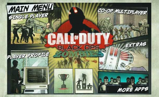 Call of Duty: Black Ops Zombies Heading to iOS
