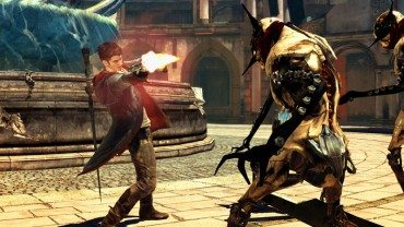 New Devil May Cry Footage, Something Old is New