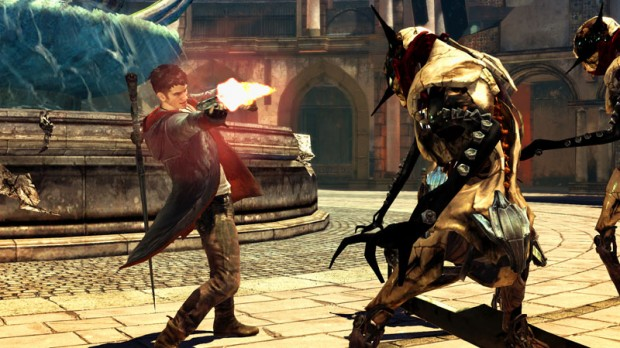 New Devil May Cry Footage, Something Old is New Videos  Devil May Cry