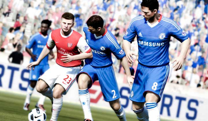 FIFA 12 Vita Features Explained in Latest Trailer