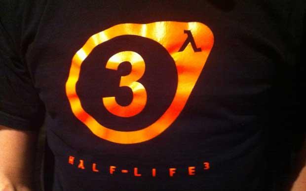 Half Life 3 in Development, T-Shirts That Is News  Valve