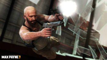 Max Payne Likes Guns News PlayStation Screenshots  Max Payne 3