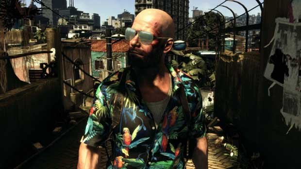 What Do You Think Of The Max Payne 3 Cover Art