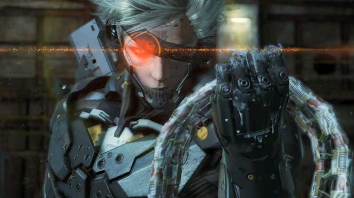 Metal Gear Rising, Platinum Games Take Control News PlayStation Videos  Metal Gear Solid Rising Metal Gear Rising: Revengeance