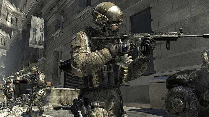 Modern Warfare 3 Wins Shooter of The Year News PlayStation  Modern Warfare 3