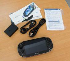 PS Vita Uboxing Images News  PS VITA